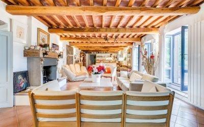Splendido casale dell'800 a Porto Ercole