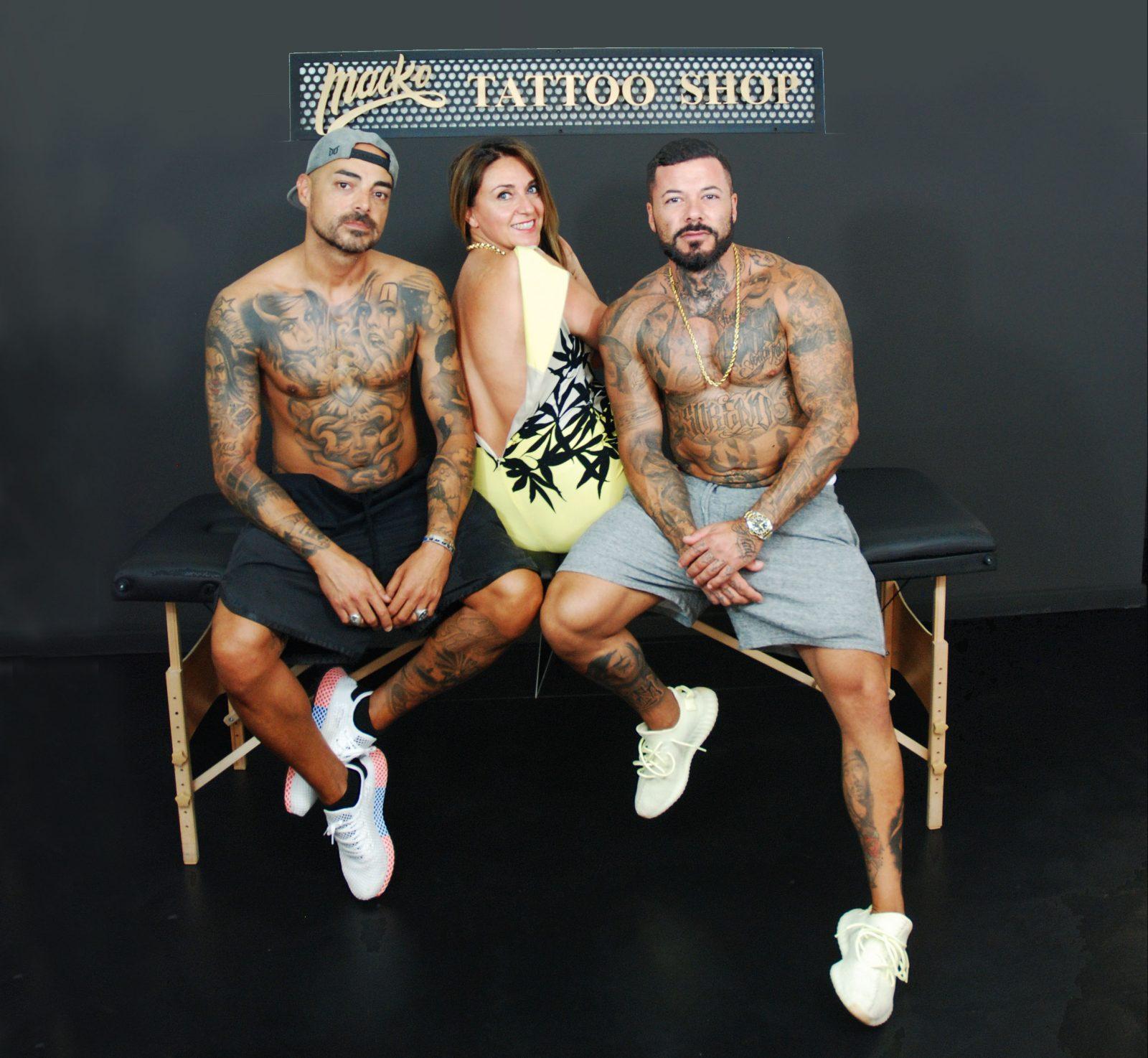 Macko Tatoo ha venduto casa con Silvia Rossi RE