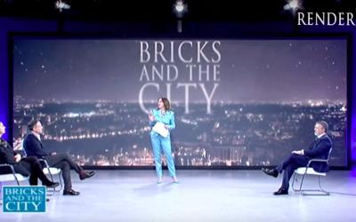 Bricks and the city – 1 – la casa in tv