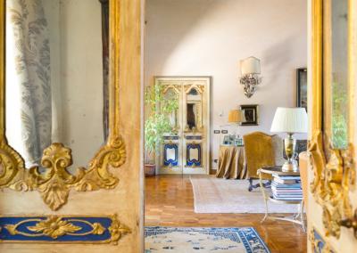 The Golden Villa - detail - the doors