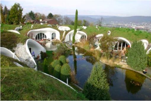 Le 10 case più sostenibili del mondo