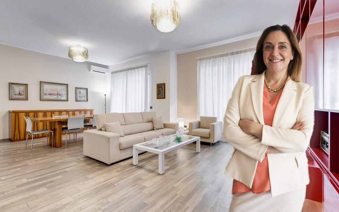 Elegante appartamento a Villa Bonelli