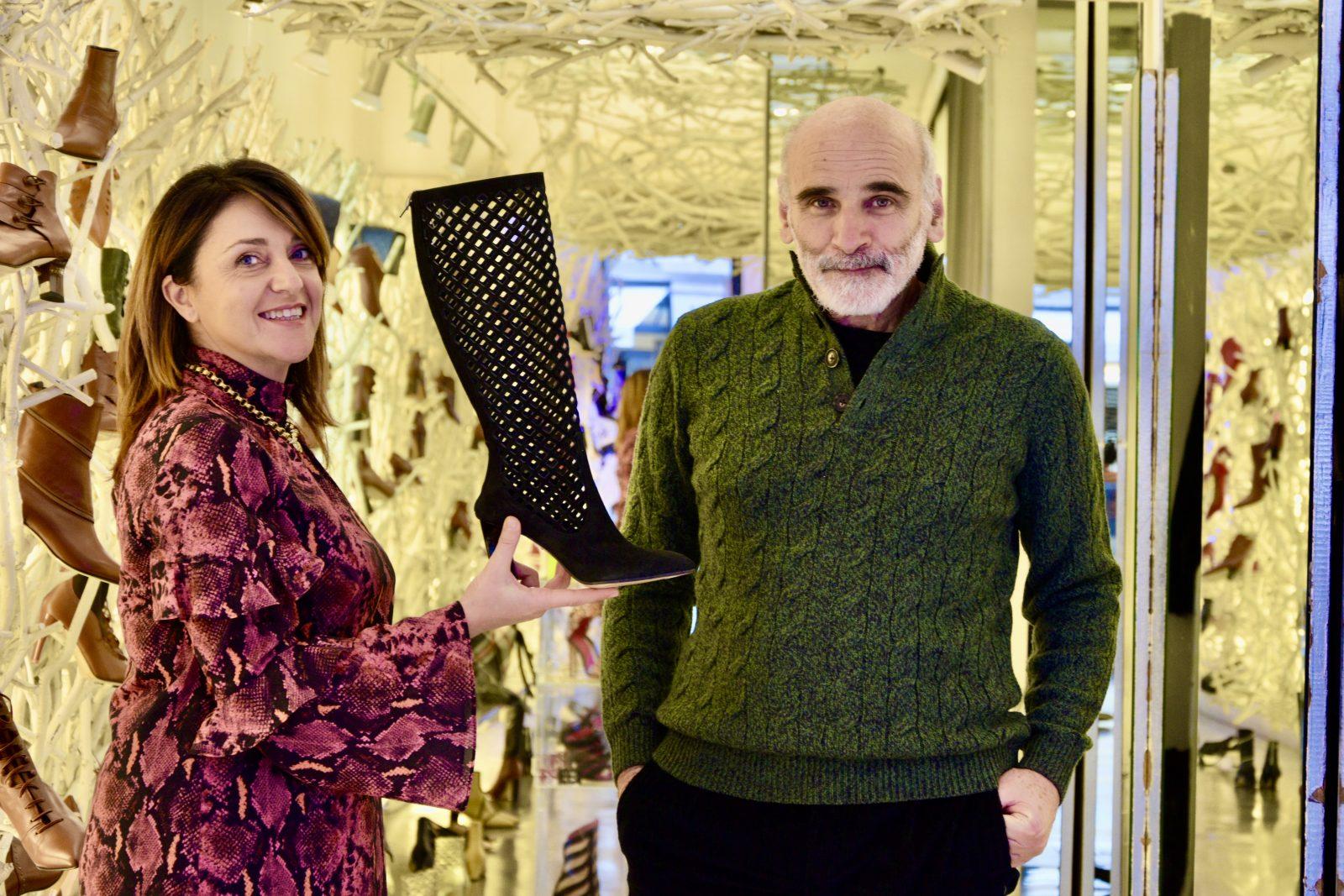 Silvia Rossi e Hertzel de Bach
