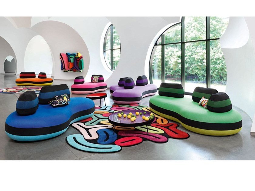 Roche Bobois: arte, personalizzazione e responsabilità