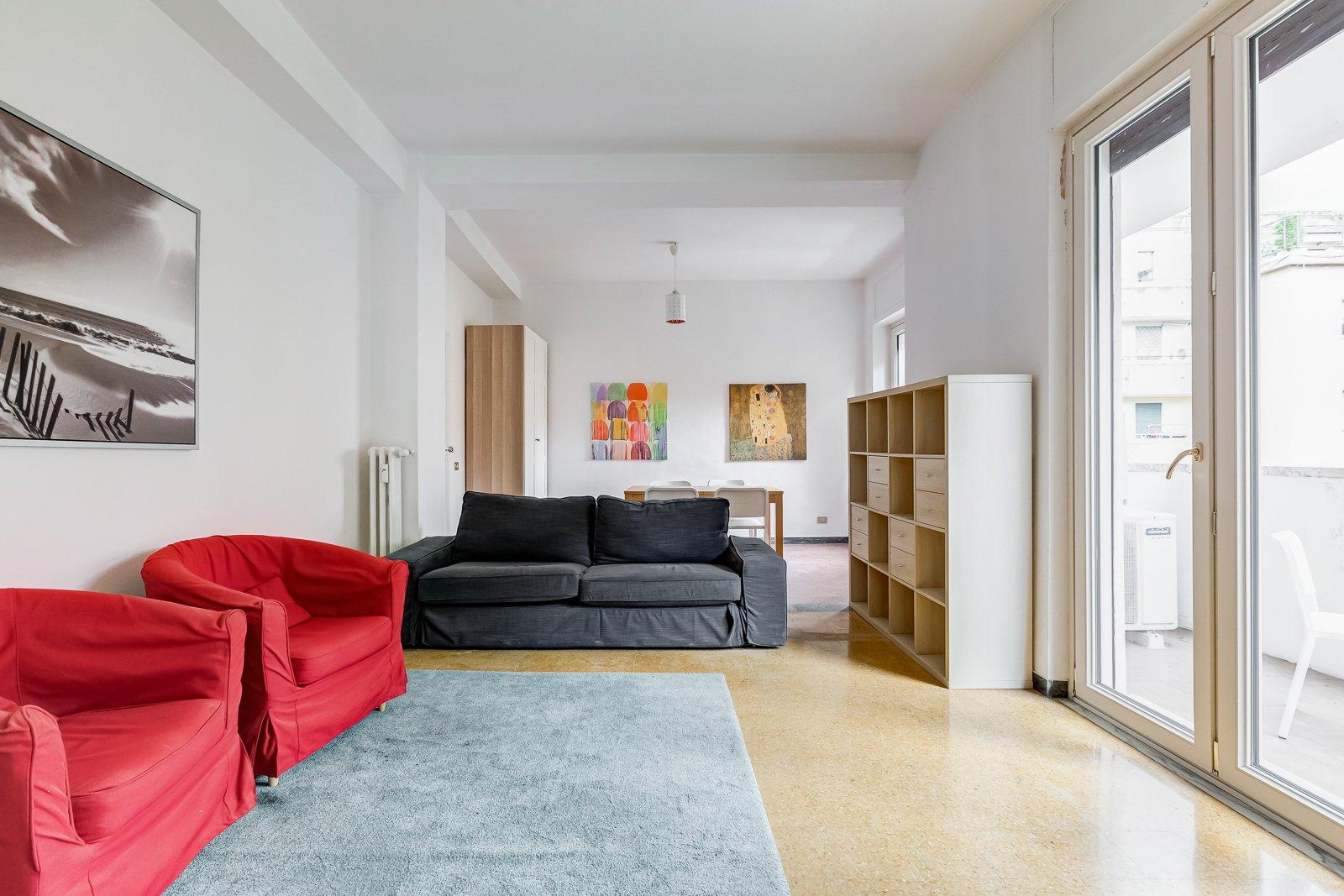 Appartamento in affitto a Trastevere